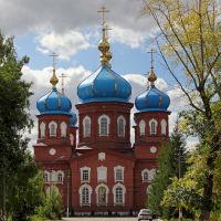 Покровский собор, Петровск