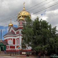 Казанский храм, Петровск