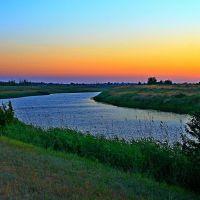 река Малый узень, Питерка