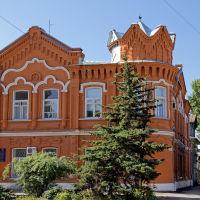 Старинный особняк, Пугачев