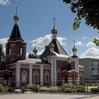 Никольский храм., Ртищево