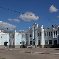 Вокзал, Ртищево