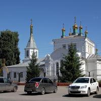 Храм Александра Невского, Ртищево