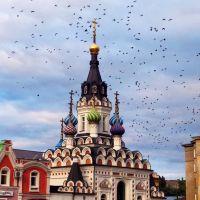 Церковь Утоли моя печали, Саратов