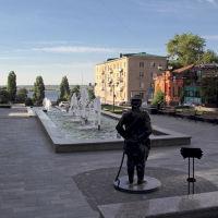 На улицах Саратова, Саратов