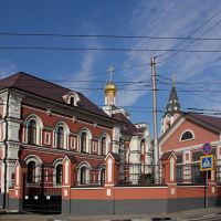 Троицкий храмовый комплекс, Саратов