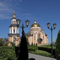 Смоленский храм в Алексиевском монастыре, Саратов