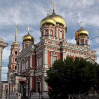 Покровский храм, Саратов