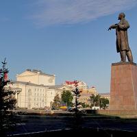 В.И.Ленин, Саратов