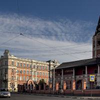 Троицкий собор, Саратов