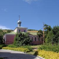 Алексиеский храм монастыря, Саратов