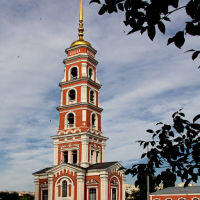 Колокольня Покровского храма, Саратов