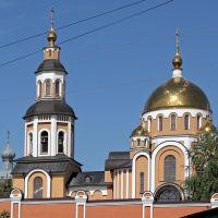 В Алексиевском монастыре. Саратов, Саратов