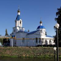 Казанский храм. Татищево. Саратовская область, Татищево