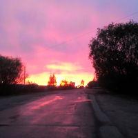 закат, Беркакит