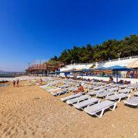 """Пляж """"Голубая лагуна"""" Чёрное море, Верхоянск, Верхоянск"""