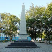 Александровск-Сахалинский. Площадь им. 15 Мая., Александровск-Сахалинский