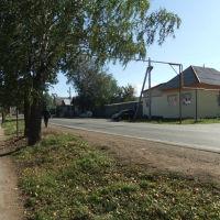 ул.Ленина,справа переулок Южный, Арти