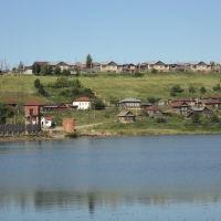 Плотина, Серебровка, Арти