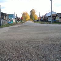 Поворот с ул.Козлова на ул.Ленина, Арти
