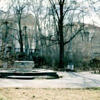 Д.К. парк.2017.04., Асбест