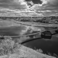 Навесной мост, Верхотурье