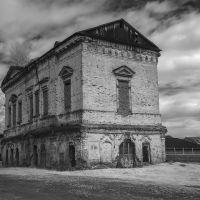 Заброшенная церковь, Верхотурье