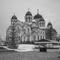 мужской монастырь, Верхотурье
