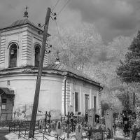 Кладбище, Верхотурье
