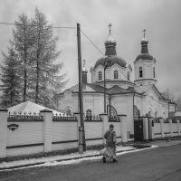 женский монастырь, Верхотурье