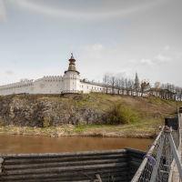 самый маленький кремль в России, Верхотурье