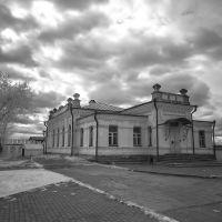 музей, Верхотурье