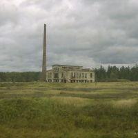 электростанция , Карпунинский