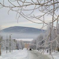 Белая зима., Качканар