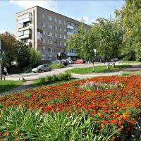 Улица Красноармейская, Кушва