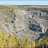 Добыча железной руды, Кушва