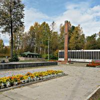 Мемориал Великой Отечественной войны, Кушва