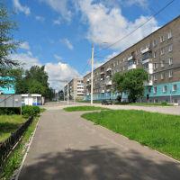 Улица Горняков, Кушва