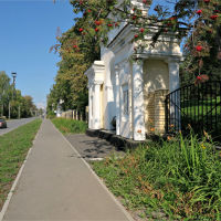 Улица Первомайская, Кушва
