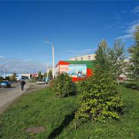 Улица Луначарского, Кушва