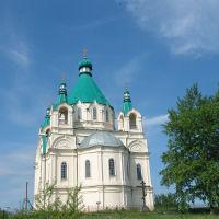 церковь Александра Невского, Нижний Тагил