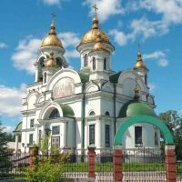 Собор Сергия Радонежского, Нижний Тагил