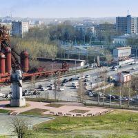 Завод-музей истории горнозаводской техники и плотина на реке Тагил, Нижний Тагил
