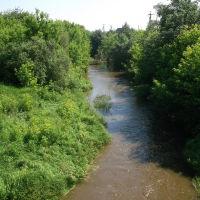река Юрмыч, Пышма