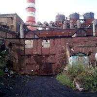 Плавильный цех Режевского  никель завода, Реж