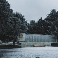 Зима, Ардон
