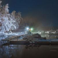 Замерзли, Десногорск