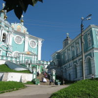 Успенский кафедральный собор 1772г., Смоленск