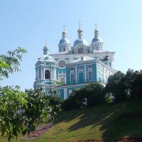 Смоленск. Успенский собор., Смоленск