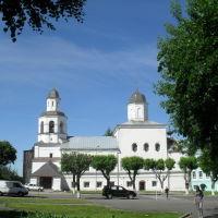 Женский монастырь., Смоленск